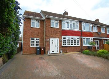 Thumbnail 4 bed semi-detached house for sale in Swan Road, Feltham