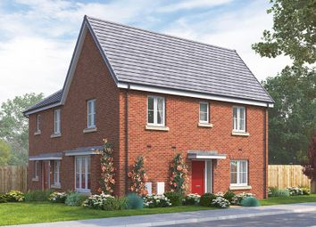 "Thumbnail 3 bed semi-detached house for sale in ""The Allerton"" at Northgate Lodge, Skinner Lane, Pontefract"