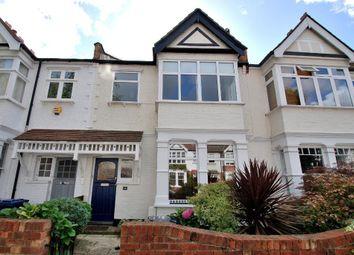 Thumbnail 4 bed terraced house for sale in Woodstock Avenue, Ealing, London
