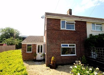 Thumbnail 2 bedroom end terrace house for sale in Canberra Crescent, Weymouth, Dorset
