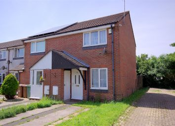Thumbnail 2 bedroom end terrace house to rent in Yeo Close, Plymouth