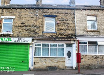 Thumbnail 4 bed terraced house for sale in Gibbet Street, Halifax, West Yorkshire