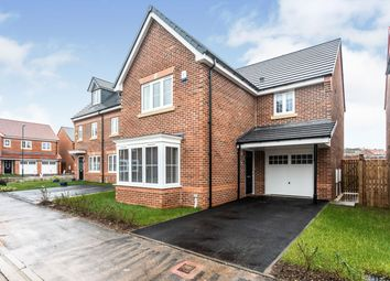 Thumbnail 3 bed detached house for sale in Sherwood Drive, Thorpe Willoughby, Selby