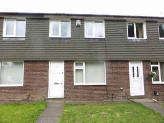 3 bed terraced house to rent in Thornbury Close, Kingston Park, Newcastle Upon Tyne, Tyne And Wear NE3