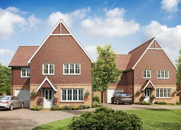 "Thumbnail 4 bed detached house for sale in ""The Canterbury"" at Woodcroft Lane, Waterlooville"