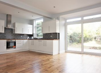 Thumbnail 4 bed semi-detached house for sale in Le May Avenue, London