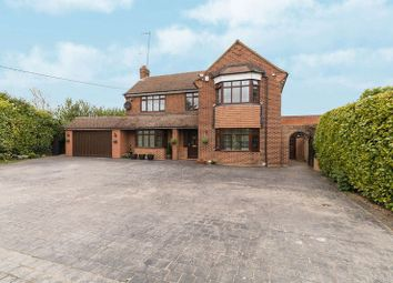 Thumbnail 4 bed detached house for sale in Hockenden Lane, Swanley