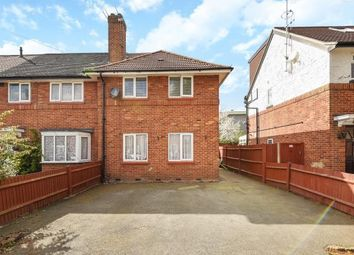 Thumbnail 3 bed semi-detached house for sale in Marlow Crescent, Twickenham