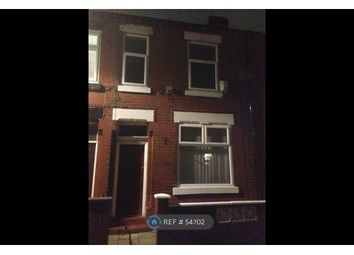 Thumbnail 3 bedroom terraced house to rent in Cheddar St, Manchester