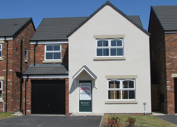 "Thumbnail 4 bed detached house for sale in ""Roseberry "" at Ashworth Road, Lytham St. Annes"