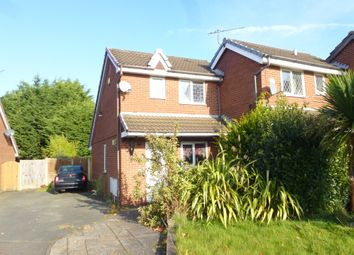 Thumbnail 2 bed town house for sale in Melton Place, Leyland