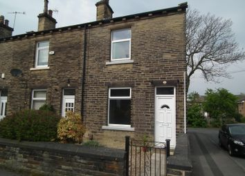 Thumbnail 2 bedroom end terrace house to rent in Queen Street, Greengates, Bradford