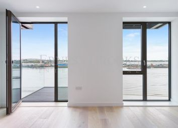 Thumbnail 3 bed flat for sale in Flotilla House, Royal Wharf