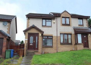 Thumbnail 2 bed semi-detached house for sale in Sutherness Drive, Cranhill, Glasgow