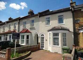 Thumbnail 4 bed terraced house to rent in Mackenzie Road, Beckenham, Kent