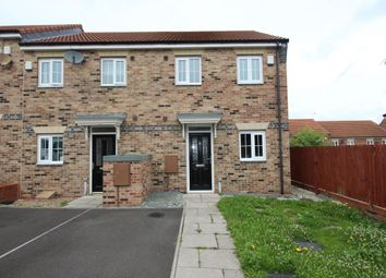 Thumbnail 2 bed terraced house to rent in Low Mill Villas, Blaydon-On-Tyne
