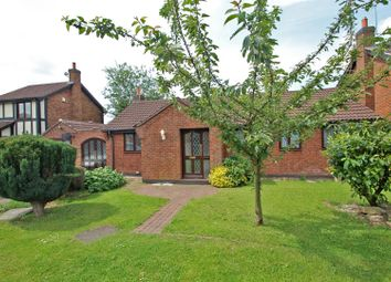 Thumbnail 4 bed detached bungalow for sale in Deer Park Drive, Arnold, Nottingham