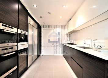 Thumbnail 5 bed flat to rent in Waterside Point, Anhalt Road, Battersea, London
