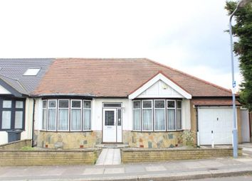 Thumbnail 3 bed bungalow for sale in Leigh Avenue, Ilford