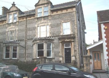Thumbnail 1 bed flat to rent in Flat 1, 24 St Marks Road, Salisbury, Wiltshire