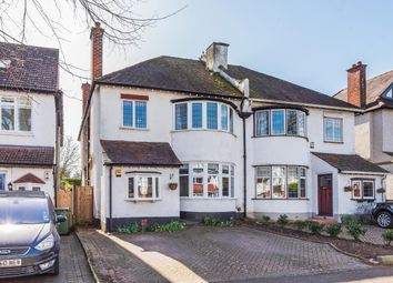 Thumbnail 4 bed semi-detached house for sale in Egmont Road, Sutton