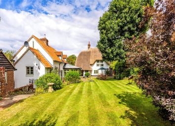 Thumbnail 4 bed detached house for sale in Hollow Lane, Wilton, Marlborough, Wiltshire