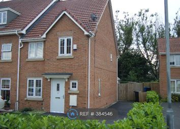 Thumbnail 3 bed semi-detached house to rent in Leighton Avenue, Manchester