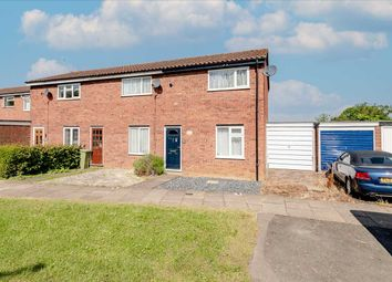 Thumbnail 2 bed end terrace house for sale in Hale Avenue, Stony Stratford, Milton Keynes