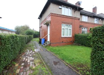 Thumbnail 2 bed end terrace house to rent in Ronksley Road, Sheffield