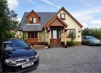 Thumbnail 4 bed detached house for sale in Mynyddcerrig, Llanelli