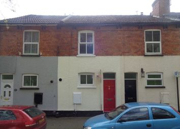 Thumbnail 2 bed terraced house to rent in Lindum Avenue, Lincoln
