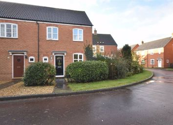 Thumbnail 3 bed end terrace house for sale in Lady Somerset Drive, Ledbury, Herefordshire
