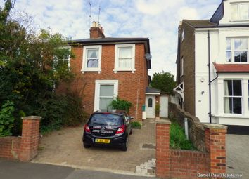 Thumbnail 2 bed flat to rent in Denmark Road, Ealing London