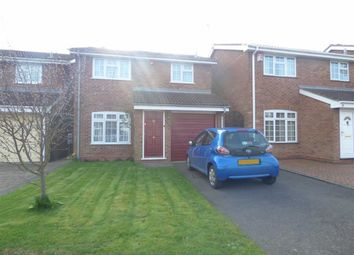 Thumbnail 3 bed detached house to rent in Clewley Drive, Wolverhampton
