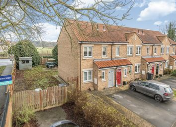 Thumbnail 2 bed end terrace house for sale in Woodland Croft, Thorp Arch, Wetherby
