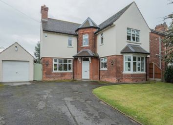 Thumbnail 3 bed detached house for sale in Old Brumby Street, Scunthorpe, Lincolnshire