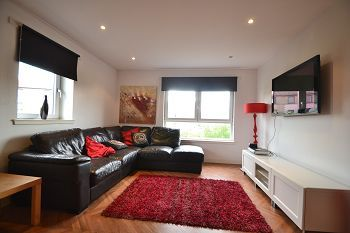 Thumbnail 2 bed flat to rent in Lochend Park View, Edinburgh Available 10th October