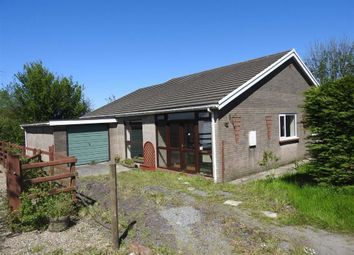 Thumbnail 2 bed detached bungalow for sale in Blaenporth, Cardigan