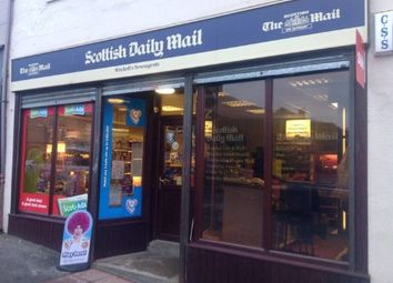 Thumbnail Retail premises for sale in Kelty, Fife
