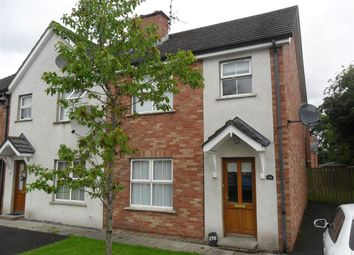 Thumbnail 3 bed town house for sale in Bush Manor, Dunadry, Antrim