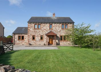 Thumbnail 3 bed detached house for sale in The Briars, Colby, Appleby-In-Westmorland, Cumbria