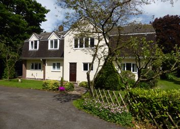 Thumbnail 5 bed detached house for sale in Hooton Road, Willaston, Cheshire