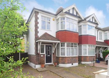Thumbnail 3 bed end terrace house for sale in Avenue Road, Woodford Green, Essex