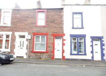 Thumbnail 2 bedroom terraced house for sale in Hartington Street, Workington