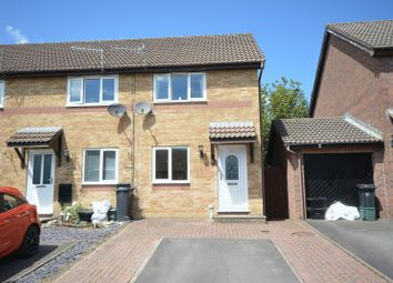 Thumbnail 2 bedroom end terrace house for sale in Priory Court, Neath