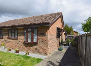 Thumbnail 2 bed semi-detached bungalow to rent in Grantley Close, Ashford, Kent