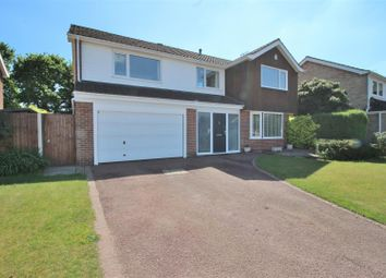 Thumbnail 4 bed detached house for sale in Troutbeck Crescent, Bramcote, Nottingham