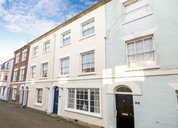 Thumbnail 3 bedroom cottage for sale in Hope Street, Weymouth