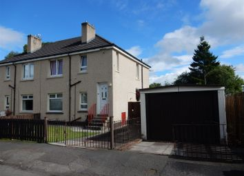 Thumbnail 1 bedroom flat to rent in Myrtle Drive, Wishaw