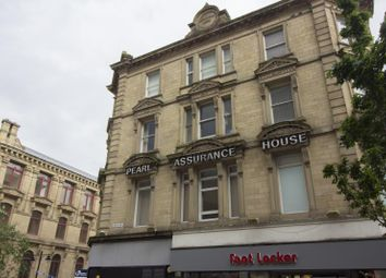 Thumbnail 1 bedroom flat to rent in 8 Pearl Assurance, Bank Street, Bradford